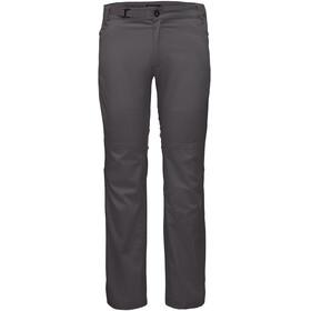 Black Diamond Credo Pantaloni Uomo grigio